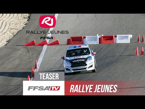 Teaser - Rallye Jeunes FFSA 2018