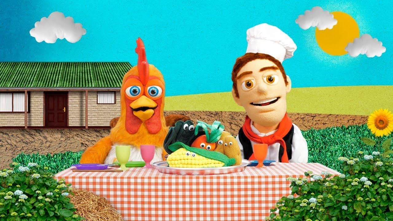 Bartolito No Quiere Comer Vegetales - Las Marionetas de La Granja de Zenón | La Granja de Zenón