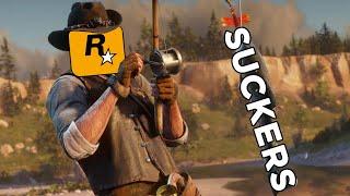 Is Red Dead Online Repeating GTA Online's Biggest Mistake?