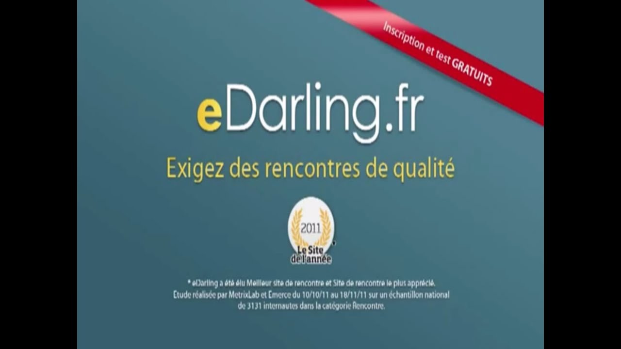 Rencontre edarling