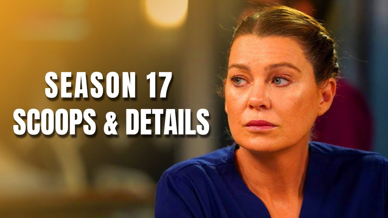 When does Grey's Anatomy season 17 start? When does it air in the ...