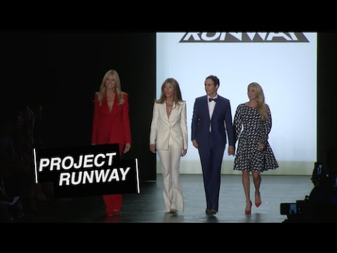 NYFW Spring 2016 Day 2: Project Runway, Yigal Azrouël