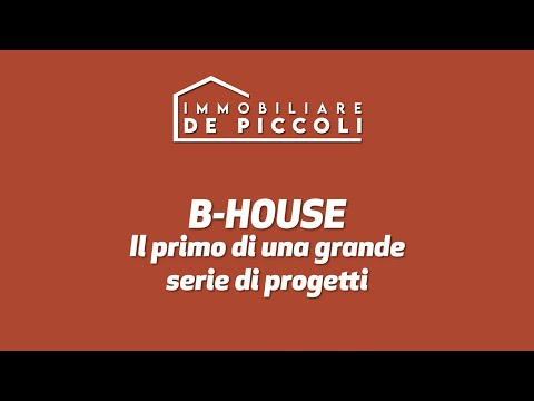 Il grande progetto B-HOUSE - San Donà di Piave