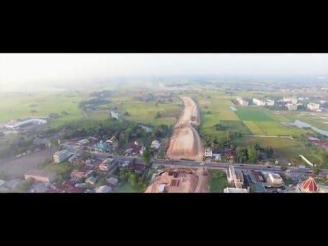 Progres Tol Medan - Binjau - Tebing Tinggi - Kualan Namu | Arta Mega Bizpark