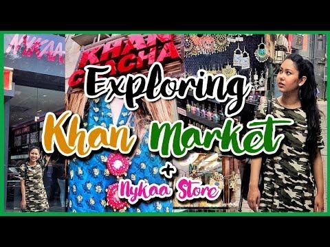 Exploring KHAN MARKET | ThatQuirkyMiss