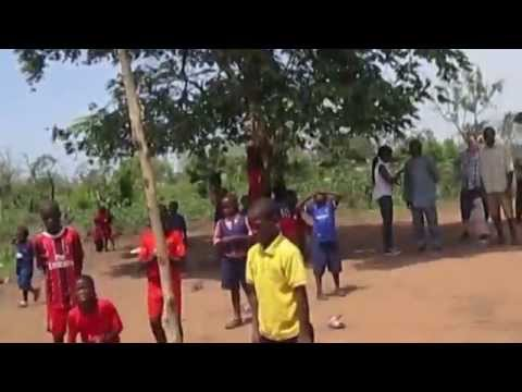 School project in Africa - Hand of Hope International School