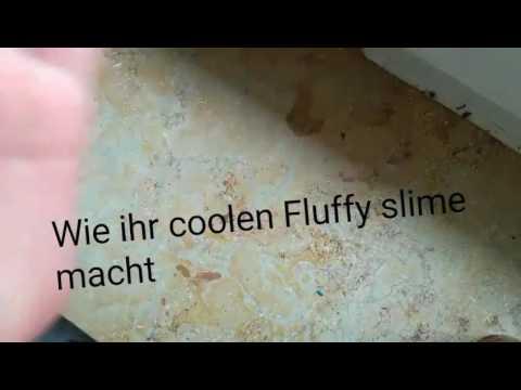 fluffy slime ohne borax kleber waschmittel youtube. Black Bedroom Furniture Sets. Home Design Ideas
