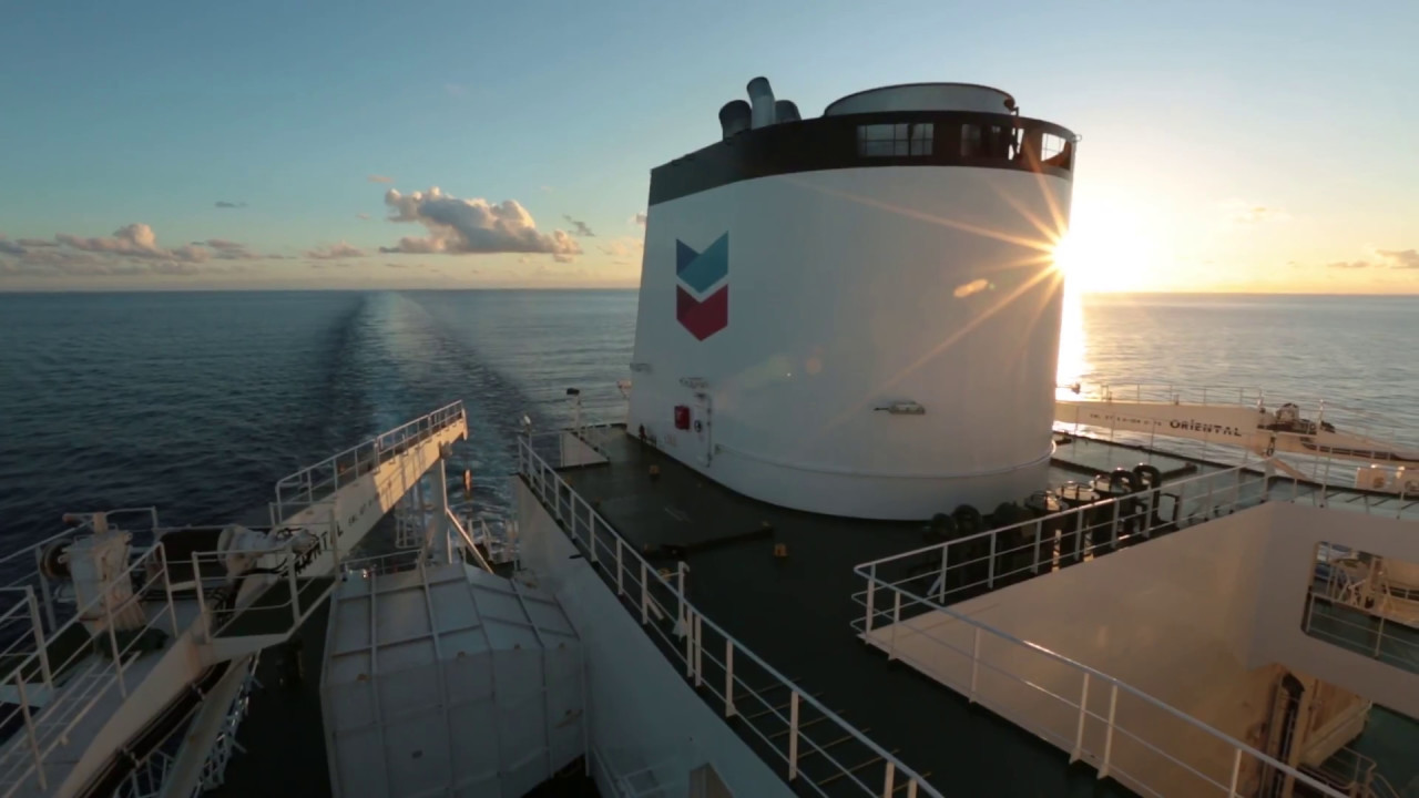 Chevron Shipping Operations and Fleet — Chevron com