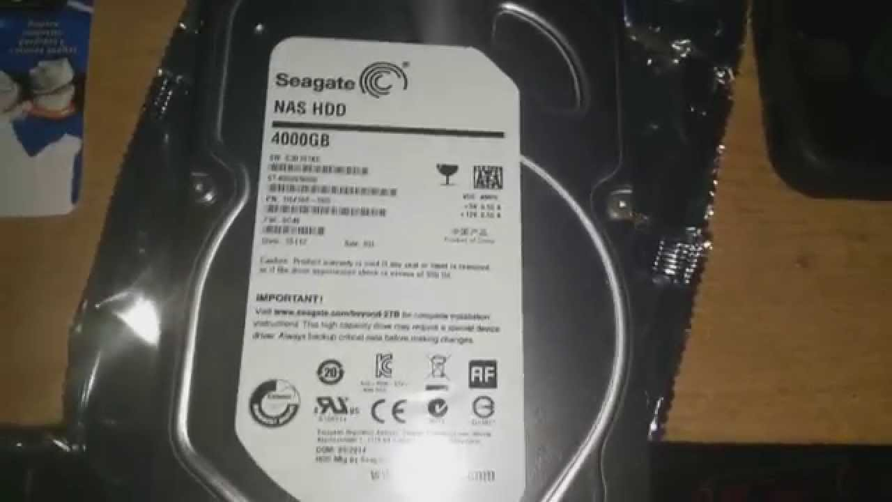 seagate hdd drivers for windows 7