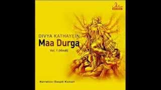 Dviteeya Durga Avatar - Ma Brahmacharini