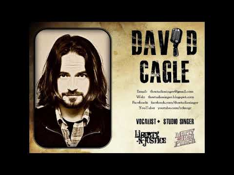 David Cagle - Man Against the World (Survivor cover)