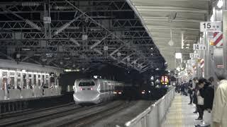 【1年前】700系B編成東海道新幹線ラストラン