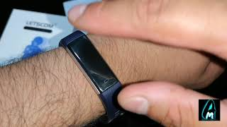 Letscom Fitness Tracker ID115UHR (Review)