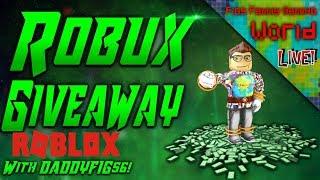 Subs Wahl Sonntage! | Live-Stream #44 | Roblox | Frohes neues Jahr Stream! Robux Giveaway! (FERTIG)