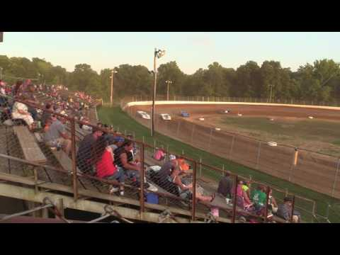 Twin Cities Raceway Park | 6.17.17 | Crate Late Models | Feature