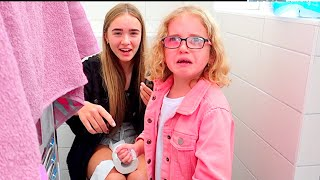 SHE MADE HER SISTER CRY *PRANK GONE WRONG 😢