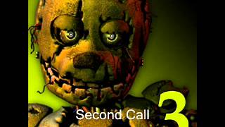 Five Nights at Freddys 3 Soundtrack + Phone Calls