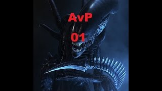 Aliens Vs. Predator. Love the Aliens! 01