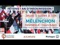 EN DIRECT - Un an d'insoumission - #JLM1AN