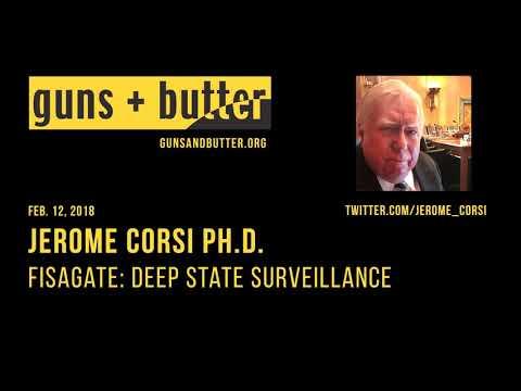 Jerome Corsi Ph.D.