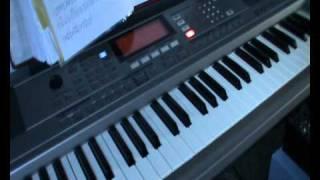 Mourning Palace (Dimmu Borgir keyboard cover)