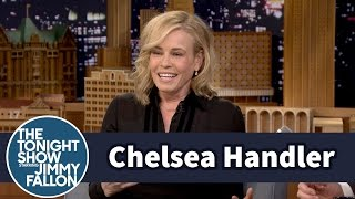Chelsea Handler Smoked Pot with Willie Nelson for Her Netflix Series