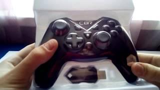 обзор геймпада CBR CBG 959