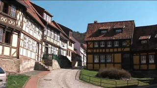 Wanderlust durch das mittelalterliche Stolberg/Südharz!