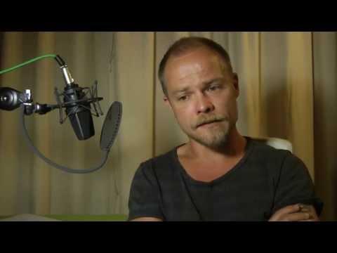 Im Tonstudio: Matthias Koeberlin - »Der Jesus-Deal«