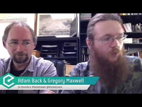 Greg Maxwell and Adam Back talk Proof of Stake (Feb 2015)