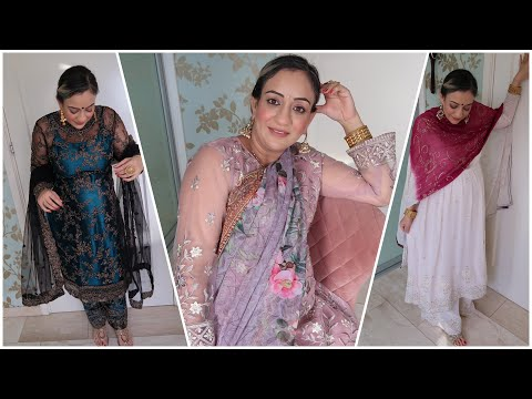 MY New Suit Collection 2021 || Indian mom daily Routine || Life in Netherlands ||Vlog 269