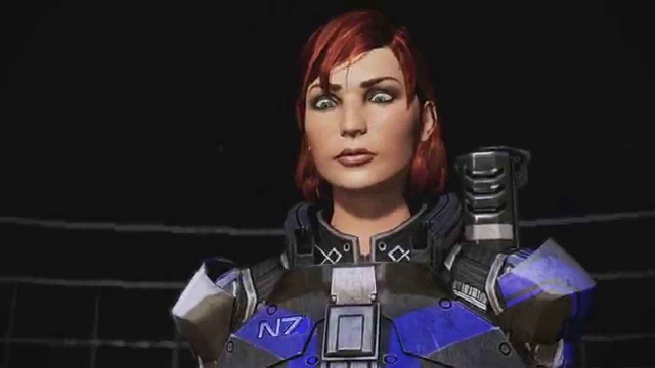 mass effect 3 game movie 8 8 paragon femshep youtube. Black Bedroom Furniture Sets. Home Design Ideas