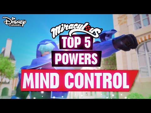 Miraculous | Top 5 Powers - No.4 | Disney Channel UK