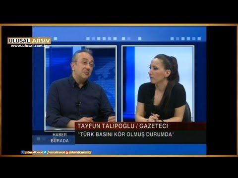 Haber Burada- Filiz Atıcı, Tayfun Talipoğlu-  16. 04. 2012 Ulusal Kanal
