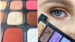 МАКИЯЖ В КОРИЧНЕВЫХ ТОНАХ Макияж на каждый день makeup in brown tones