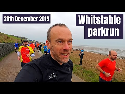 Whitstable parkrun | 28th December 2019 | Here We Are Running