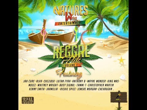 BRAND NEW**2018 NATURE'S WAY REGGAE HIT MIXTAPE