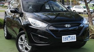 2011 Hyundai ix35 Videos