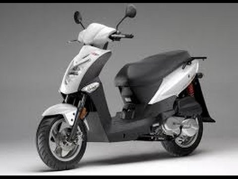 kymco agility 50 4t youtube. Black Bedroom Furniture Sets. Home Design Ideas