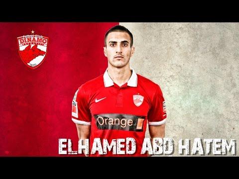 Hatem Abd Elhamed  Dinamo București 2015