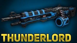 Thunderlord Exotic Review & Damage Comparison | Destiny 2 Forsaken