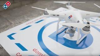 Domino's Drone Delivery
