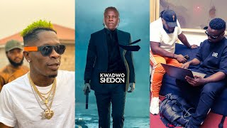 Stonebwoy P9nch Sarkodie Manager Because Shatta Wale Was Allowed To