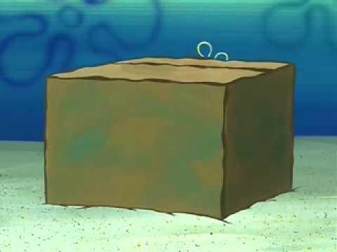 proof that spongebob is gay