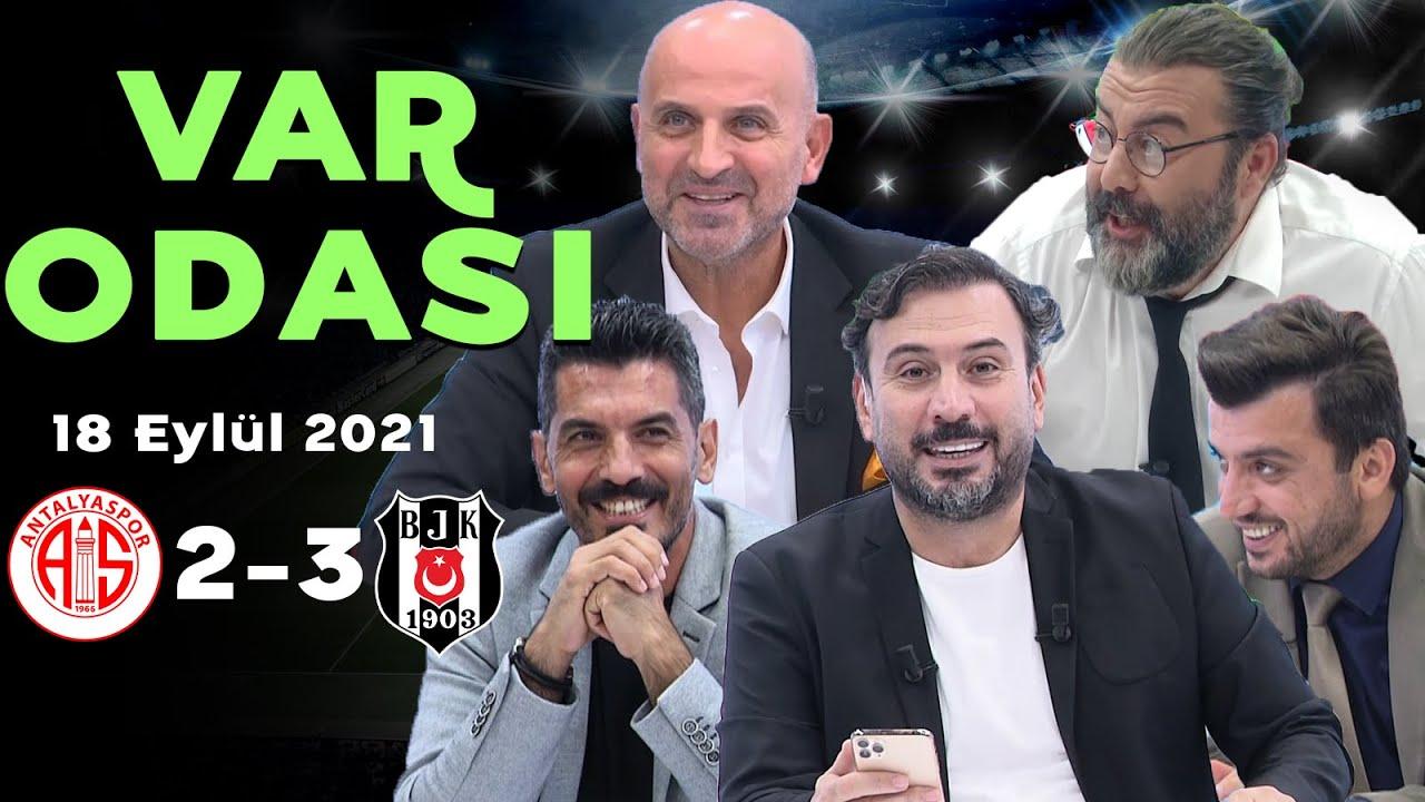 Galatasaray 0–1 Alanyaspor / Başakşehir 2-0 Fenerbahçe / Ertem Şener ile VAR Odası - 19 Eylül 2021