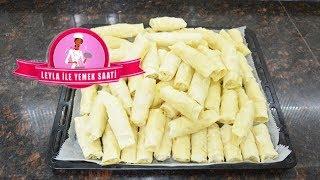 Buzluk Böreği - Banyo Böreği - Sodalı Börek - Peynirli Börek Tarifi