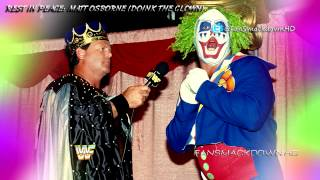 "1992/1996: Doink The Clown 3rd & Last WWF Theme Song - ""Clown"" (HD) + Download Link"