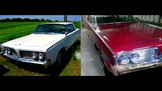 1964 Chrysler Imperial Full Restoration on Video - New Music