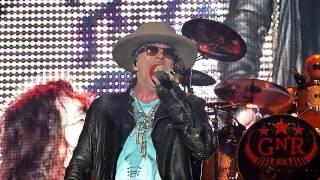 Guns N' Roses - Catcher in the Rye - Live HD 5-26-13