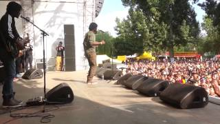 Chronixx - Summer Jam 2013 - They dont know